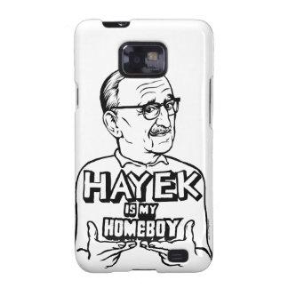 Hayek es mi Homeboy Samsung Galaxy S2 Carcasa