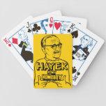 Hayek Is My Homeboy Bicycle Card Deck