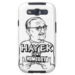 Hayek Is My Homeboy Galaxy S3 Cases