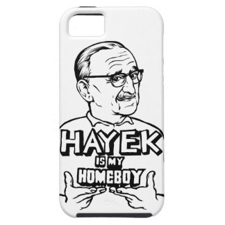 Hayek Is My Homeboy iPhone 5 Cases