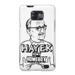 Hayek Is My Homeboy Samsung Galaxy S2 Case