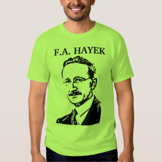 Hayek Monochrome T Shirt
