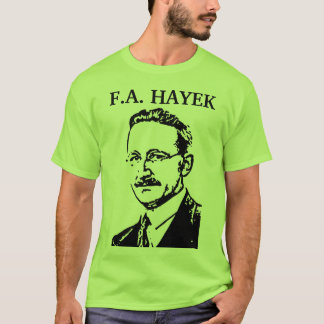 Hayek Monochrome T-Shirt