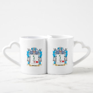 Hayes Coat of Arms - Family Crest Lovers Mug