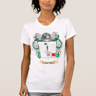 Hayes Coat of Arms (Family Crest) Tee Shirts
