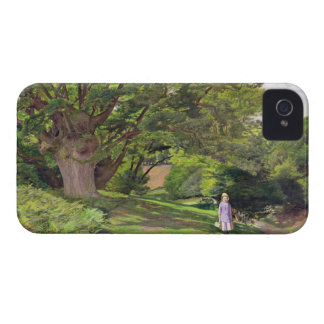 Hayes Common, 1852-53 (oil on canvas) iPhone 4 Case