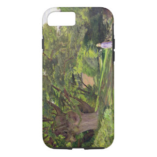 Hayes Common, 1852-53 (oil on canvas) iPhone 7 Case