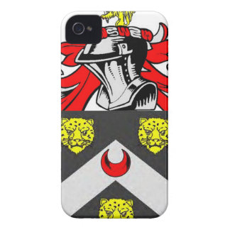 Hayes (English) Coat of Arms Case-Mate iPhone 4 Case