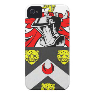 Hayes (English) Coat of Arms iPhone 4 Case-Mate Case