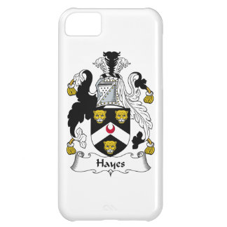 Hayes Family Crest iPhone 5C Covers