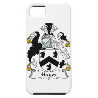 Hayes Family Crest Cover For iPhone 5/5S