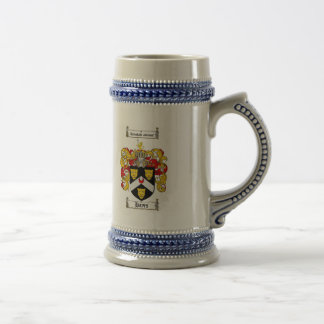 HAYES FAMILY CREST -  HAYES COAT OF ARMS MUGS