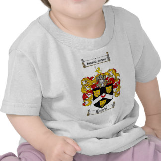HAYES FAMILY CREST -  HAYES COAT OF ARMS SHIRT