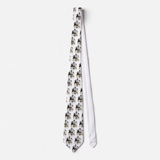 Hayes Family Crest Neck Tie