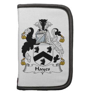 Hayes Family Crest Organizer