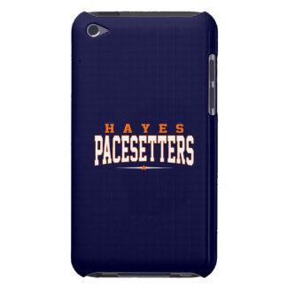 Hayes High School; Pacesetters Barely There iPod Cover