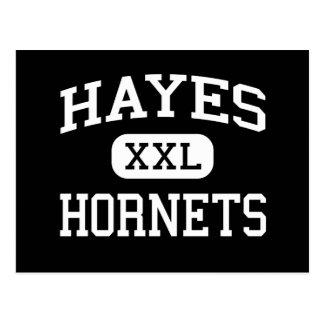 Hayes - Hornets - Junior - Saint Albans Postcard