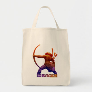 Hayk the Hero of Armenia Bags