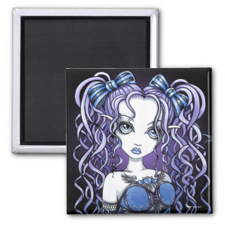 Haylee Gothic Couture Butterfly Fairy Magnet