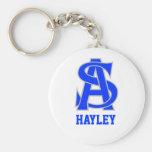 Hayley Key Chain