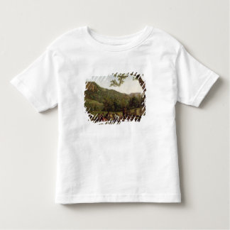 Haymakers Picnicking in a Field T-shirt