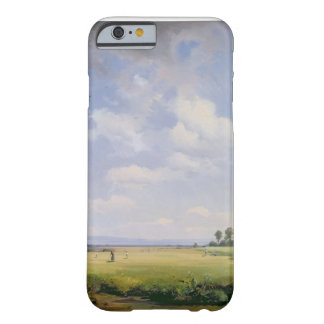 Haymaking, 1838 (oil on canvas) barely there iPhone 6 case