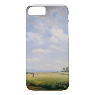 Haymaking, 1838 (oil on canvas) iPhone 7 case