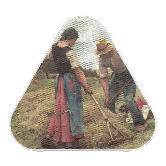Haymaking, 1880 bluetooth speaker
