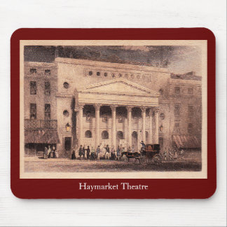 Haymarket Theatre Mouse Pad