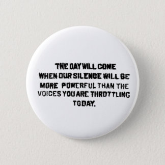 "Haymarket ""Voices"" Pin"