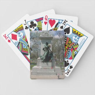 Haymarket Workers Memorial playing cards