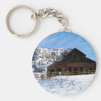 Haynes Ranch, Osoyoos BC Canada Keychain