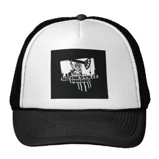Haynesville PROUD Hat- Black