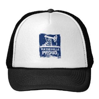 Haynesville PROUD Hat- Blue