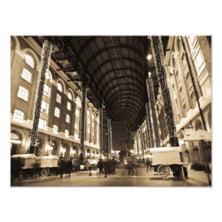 Hays Galleria London Photographic Print