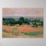 Haystack en Giverny Impresiones
