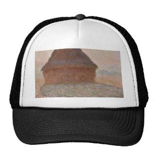 Haystack in the Sunlight (1890) Trucker Hat