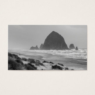 Haystack Rock at Cannon Beach Business Card