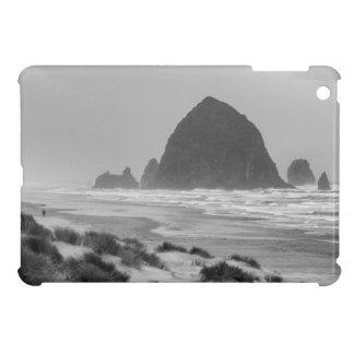 Haystack Rock at Cannon Beach iPad Mini Case