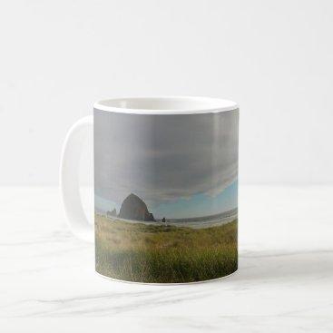 Haystack Rock, Cannon Beach, Oregon Coffee Mug