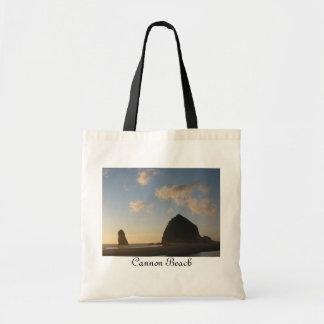 Haystack Rock, Cannon Beach Tote Bag