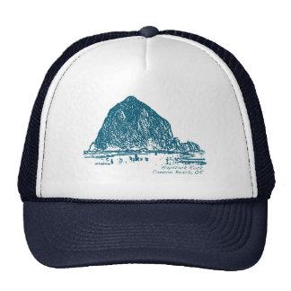 Haystack Rock Illustration Trucker Hat