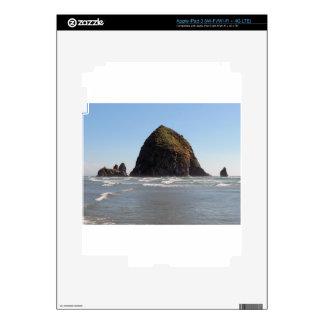 Haystack Rock iPad 3 Decal