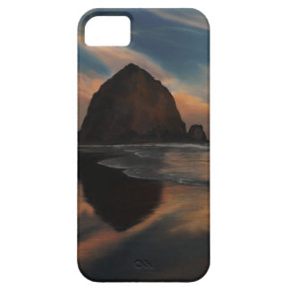 Haystack Rock Painting iPhone 5 Covers