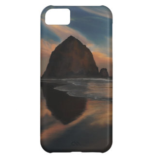 Haystack Rock Painting iPhone 5C Covers