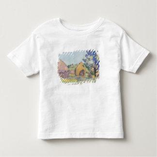 Haystacks at Saint-Cheron Toddler T-shirt