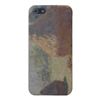 Haystacks at the End of the Summer - Claude Monet iPhone 5 Covers