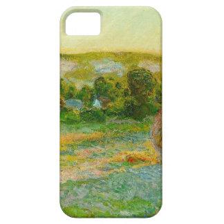 Haystacks de Claude Monet // iPhone 5 Cobertura