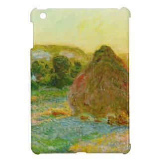 Haystacks de Claude Monet // iPad Mini Cárcasas
