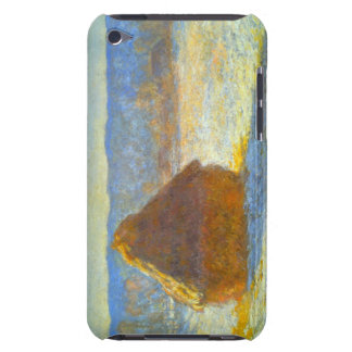 Haystacks in Snow by Claude Monet Barely There iPod Cases